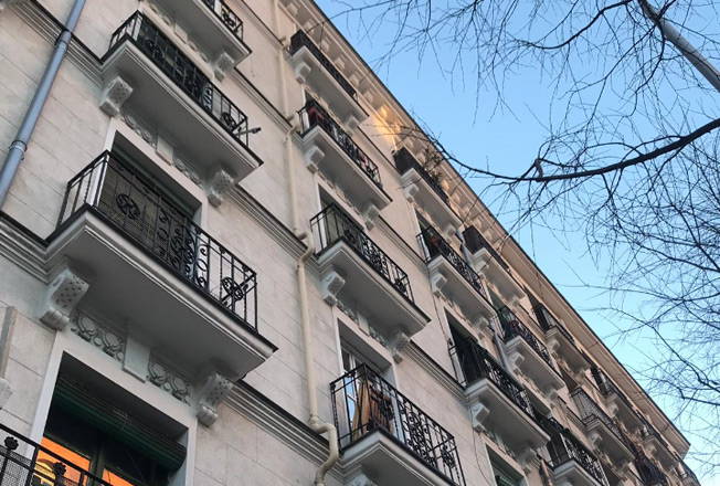 VALLEHERMOSO Nº 94 –MADRID